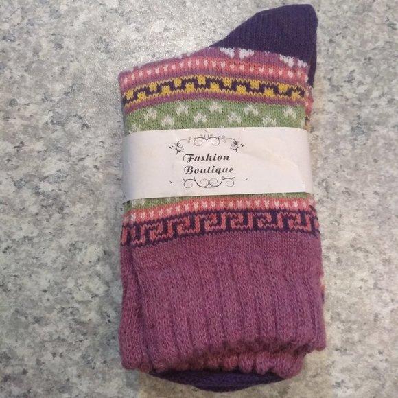 Fashion Boutique Socks